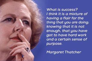Margaret-Thatcher-What-is-success