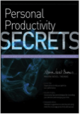 Person Productivity Secrets