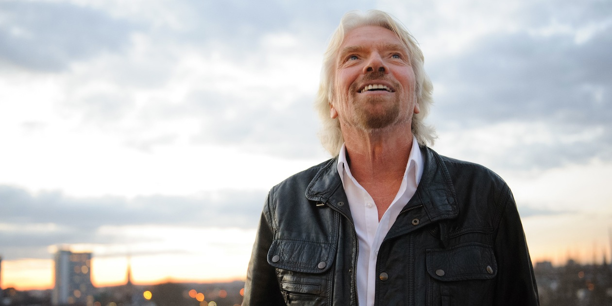 Richard Branson - Risk Taker -