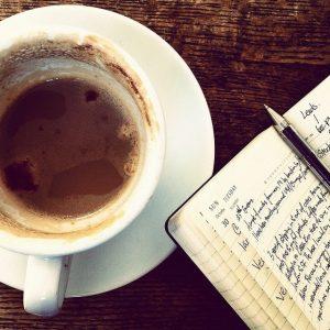 Coffee To-do list