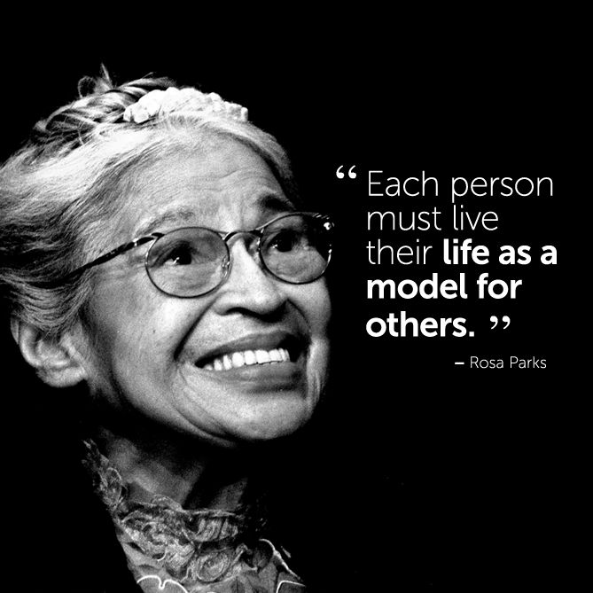 a biography of rosa parks an african american Biography profile interview rosa parks was born rosa louise they were part of a city-wide boycott of buses by african americans ignited by rosa parks.