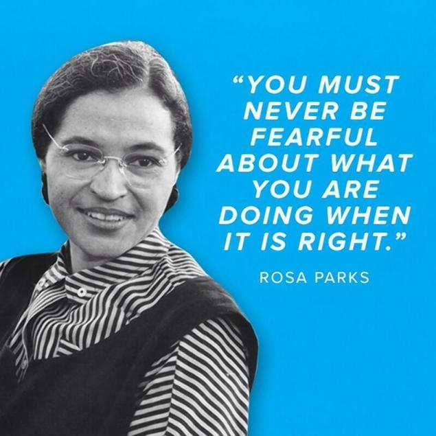 a biography of rosa parks an african american civil rights activist A great civil rights activist, rosa parks made major contributions in  the biography of rosa parks  the congressional office of the african-american us.